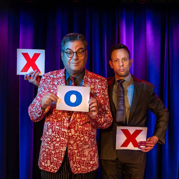 It's Hip to be 'Squares': Michael Musto 'Center' of Gonzo New Game Show