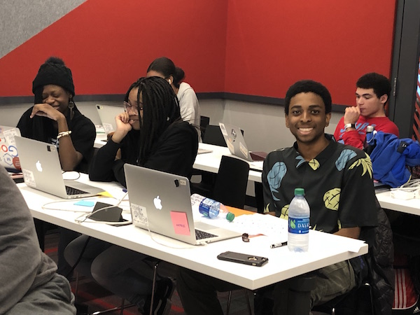 At Google's Community Computing and Coding Classes, Priority Placed on Personal Growth