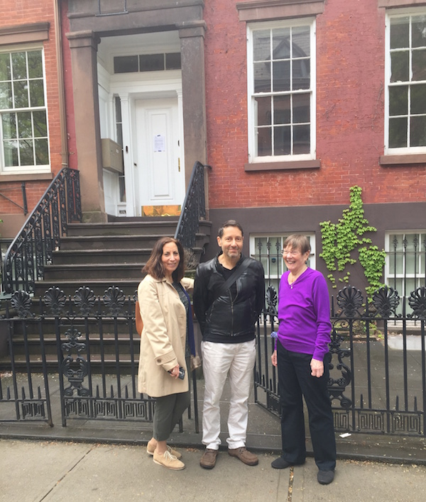 On Chelsea's Cushman Row, Preservation Means More Than a Facade