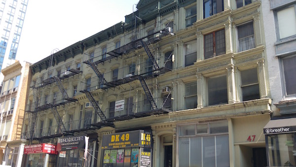 To Protect, Preserve Tin Pan Alley, Landmarking is a Must