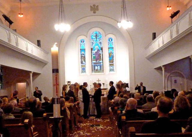 LGBTQ+ Wedding Bells and Blessings, in New York State