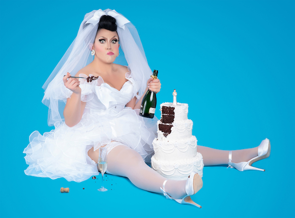 BenDeLaCreme Serves Wit and Wisdom, in New Wedding-Themed Show