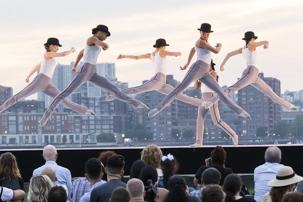 Hudson River Dance Festival Featured Peerless Performances from Prominent Voices