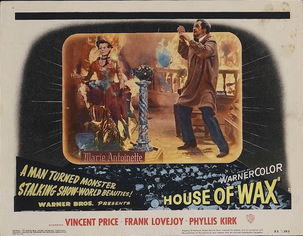 "Sklar, of Alan's Alley Video, Among Those Praising Price at ""House of Wax"" Screening"