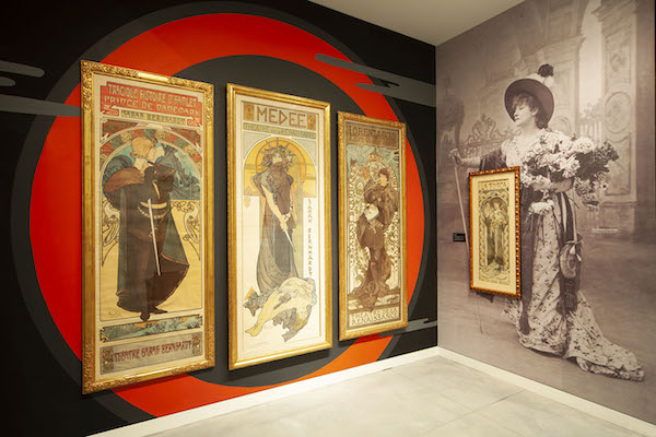 Poster House, America's First Poster Museum, Opens June 20 With Mucha, Cyan Exhibitions
