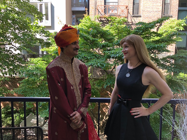 India's Openly Gay Prince Joins NYC For WorldPride, Human Rights Conference