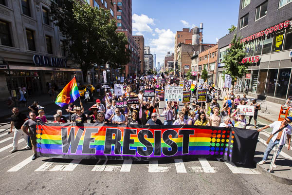Photo Essay: The Queer Liberation March of June 30, 2019