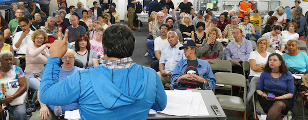CRDC Panel Sees City Reps, Residents, Advocates Discuss Future of Fulton Houses