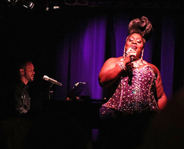 On Time, Ready to Shine: Latrice Royale Heeds the Beechman's Beck and Call