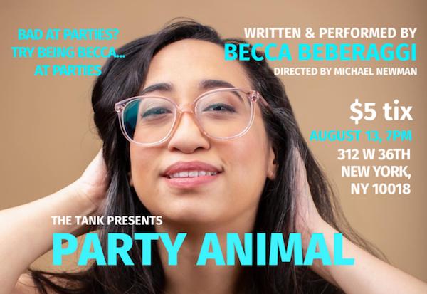 Becca Beberaggi: A Tiny Brown Human Who Writes Things