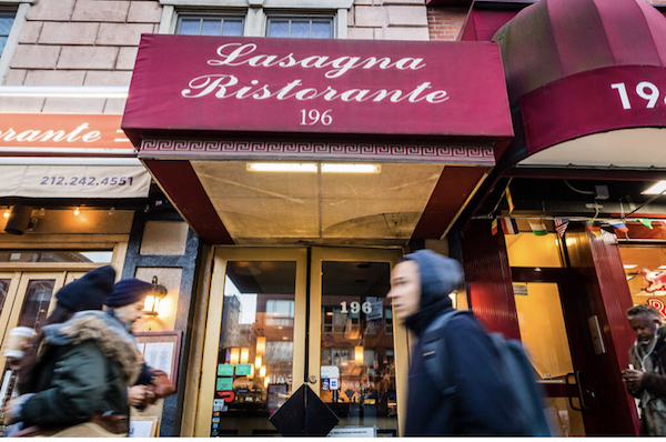 A Sensational Culinary Experience Awaits, at Lasagna Chelsea Restaurant