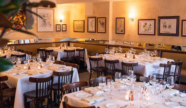 Venetian Trattoria Le Zie is a Warm and Welcoming Neighborhood Favorite