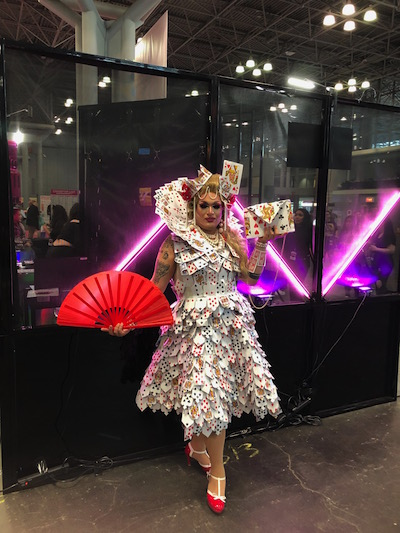 Cosplayers Rival (and Revel in) Queens, at RuPaul's DragCon NYC