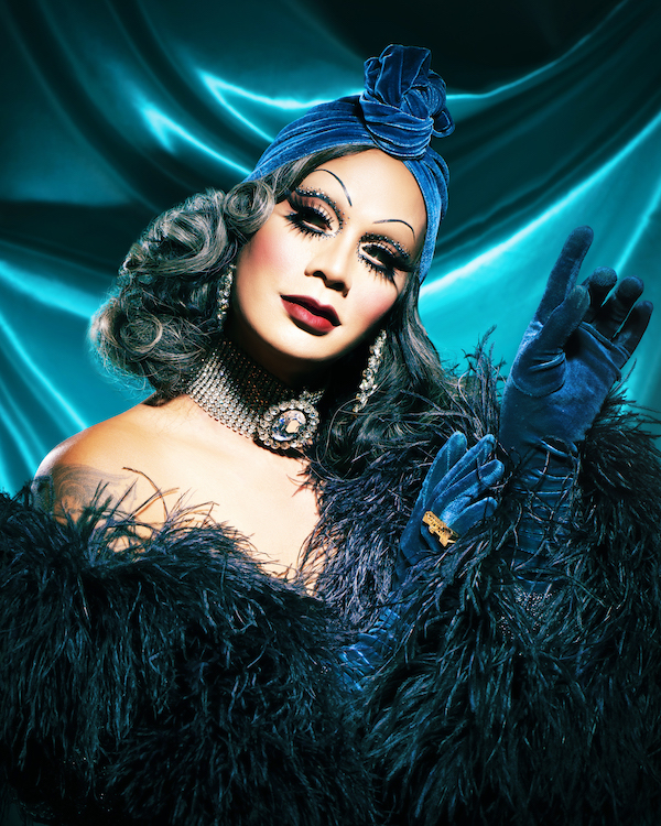 Raja Lives a 'Lush Life' at the Laurie Beechman Theatre