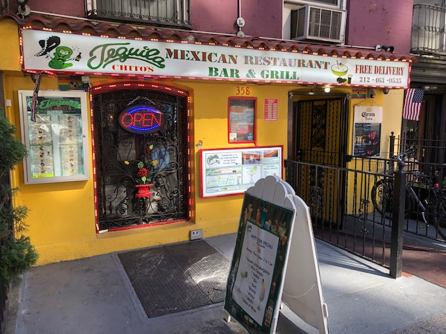 Tequila Chito's is Rich in History and Flavor