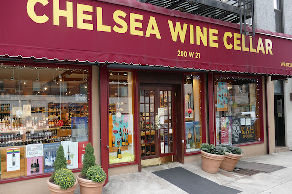 At 21, Chelsea Wine Cellar is a Vintage Business that Keeps Getting Better