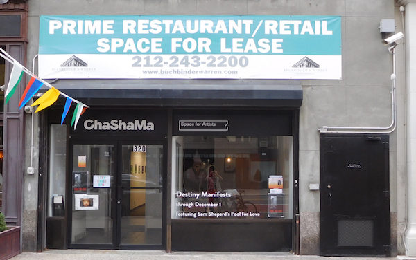 Mom-and-Pops Sprint Toward Endangered Species List, as Dozens of Chelsea Small Businesses Shutter