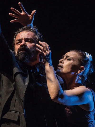 Noche Flamenca: Big Hearts Clatter at The Joyce Theater
