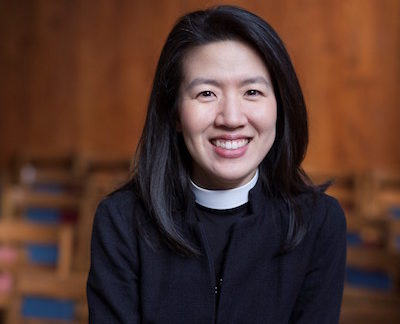 Rev. Christine Lee Makes History, at Historic St. Peter's Chelsea