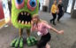 Baby Shark Attacks L.O.L. Surprise, at Toy Fair 2020