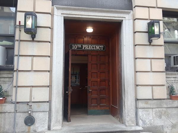Mask Distribution, Graffiti Mitigation Among 10th Precinct's COVID-Era Efforts