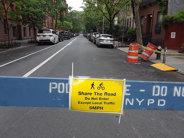 'Open Streets' Initiative Inverts the Vehicle/Pedestrian Dynamic