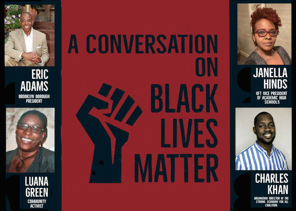 CRDC's Black Lives Matter Conversation Emphasized Equity, Education