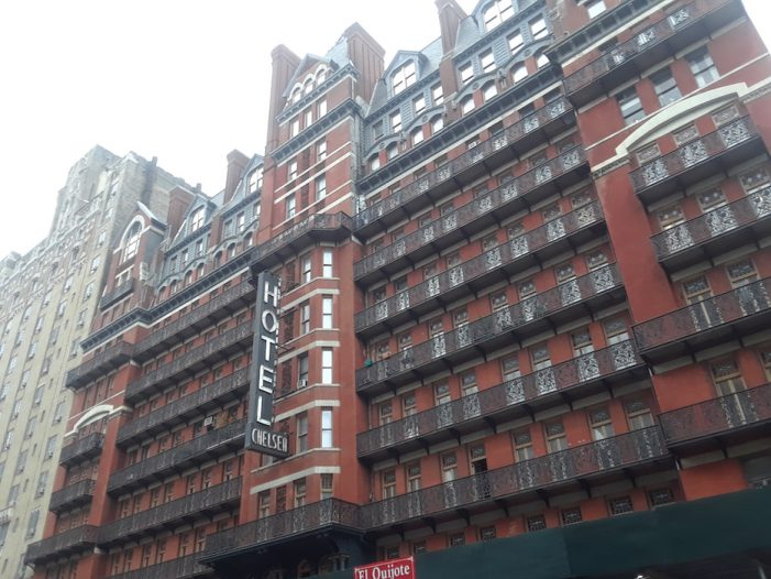Ghostly Guests of the Chelsea Hotel
