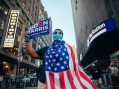 Times Square Cheers for Oval Office-Bound Biden Create Full Circle Moment for Photographer