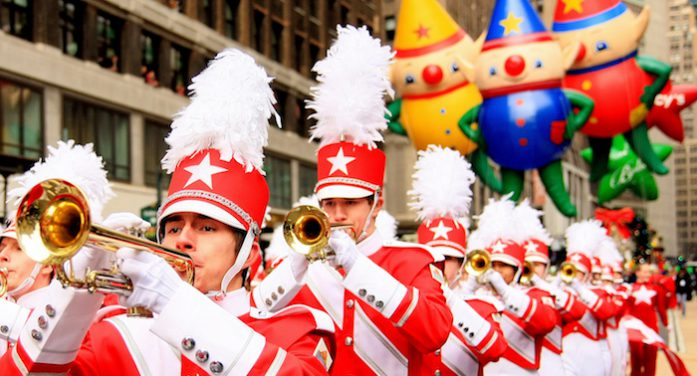 Pandemic Prompts New Path for Macy's 94th Thanksgiving Day Parade