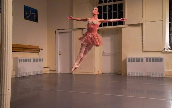 Boxed In: New York Theatre Ballet Goes Live