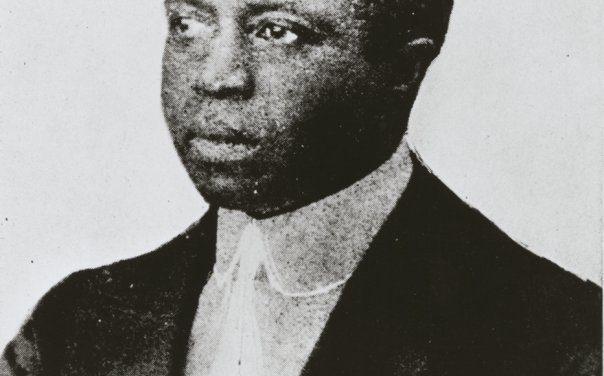 Slices of the Tenderloin #3: Scott Joplin