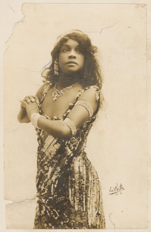 Slices of the Tenderloin #7: Aida Overton Walker