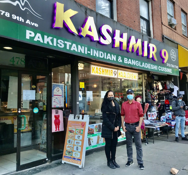 Regular and Real, Kashmir 9 is 'Old New York' Fit for the New Normal