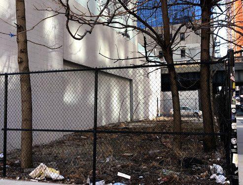 Block Association Seeks to Turn Empty Lot Into Gathering Spot