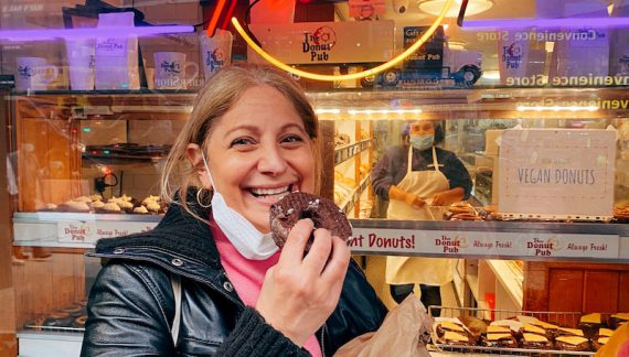 City Council Candidate Boghosian Murphy is 'Sweet' on Chelsea