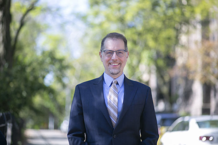 Getting to Know You: Mark Levine, Candidate for Manhattan Borough President
