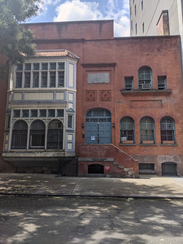 A History of The House and School of Industry: 120 W. 16th St.