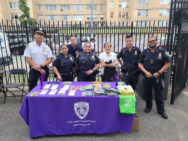 13th Precinct Goes All In for National Night Out