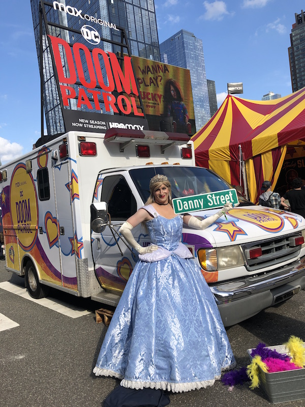 NY Comic Con Goes On With COVID Waning, Without Major Companies