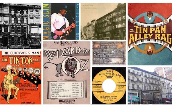 Tin Pan Alley Day Sings Praises of Protections for Cradle of US Music Industry